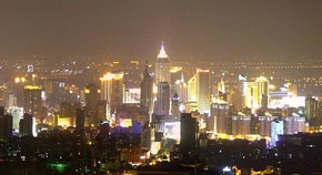 Wuxi Night Scene