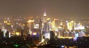 Wuxi Night Scene